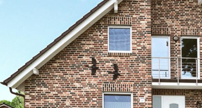 клинкерная плитка для фасадов