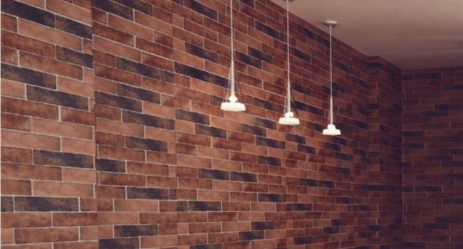 устройство клинкерной плитки на стену
