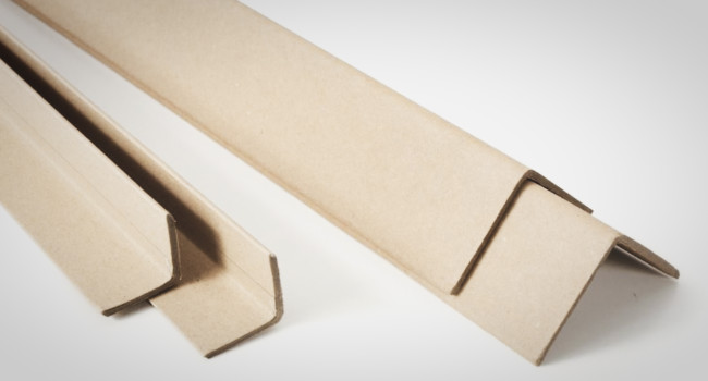 Гибкие полосы из картона