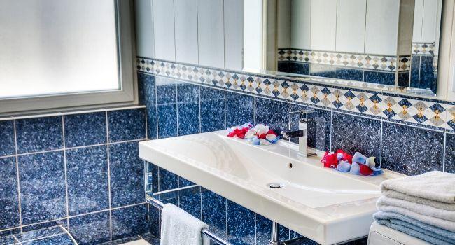 Отделка ванны комнаты плиткой