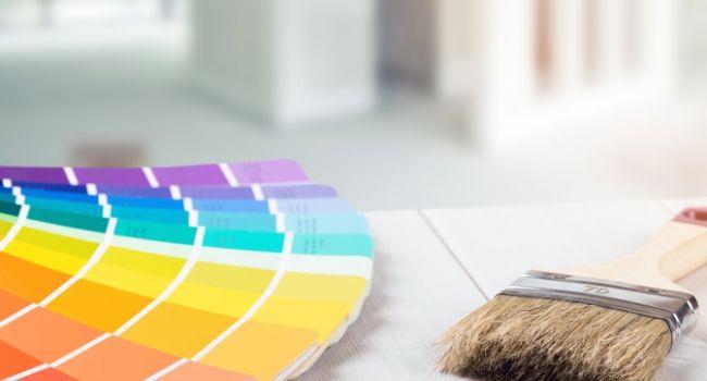 Выбор цвета под покраску пвх панелей